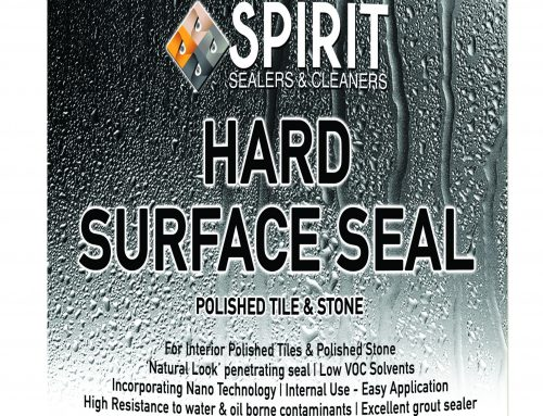 Spirit Hard Surface Seal