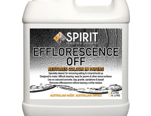 Spirit Efflorescence Off