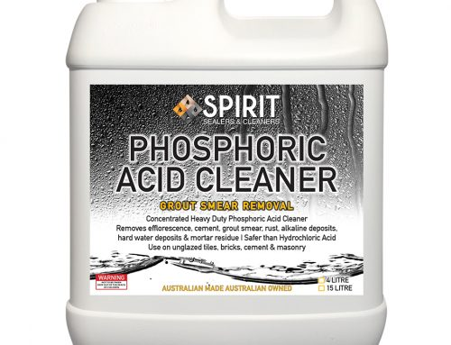 Spirit Phosphoric Acid Cleaner