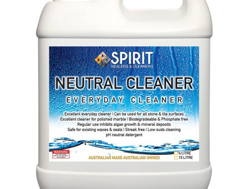 Spirit Neutral Cleaner