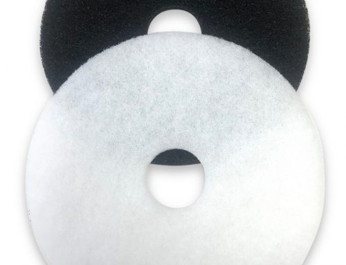 Large Round Scouring Pads